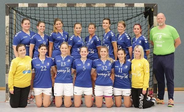 Frauen SV Ossweil Handball